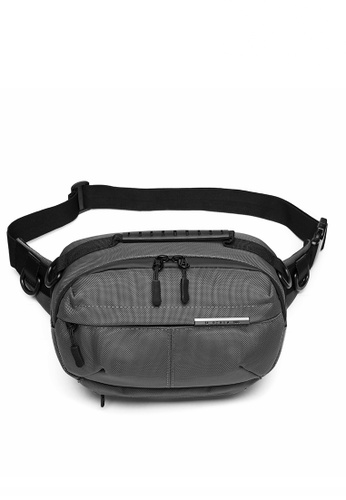 Twenty Eight Shoes grey Sporty Travel Bag T 9260 8852CACC1CEB20GS_1