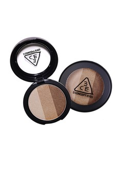 3CE Triple Shadow - More Brown