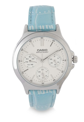Casio blue Casio Women Ltp-V300L-2AUdf Blue 8A3EDAC4368E68GS_1