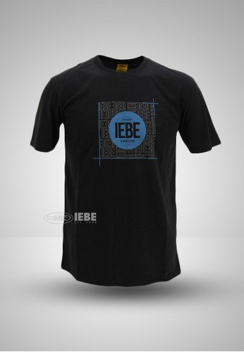 IEBE IEBE Kaos Pria Lengan Pendek Casual B1KJ5303 F9200AAFB3A055GS_1