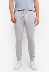 ZALORA grey Terry Sweatpants 803F4AA12A2711GS_1