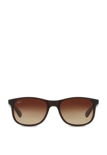 93d4565f7e Buy Ray-Ban Andy RB4202 Sunglasses Online on ZALORA Singapore
