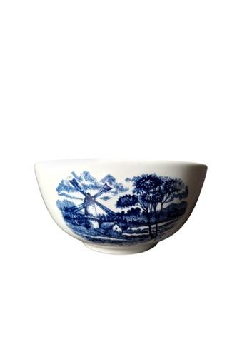 Claytan 185B Windmill Blue-Laksa Bowl D0976HL727D86DGS_1