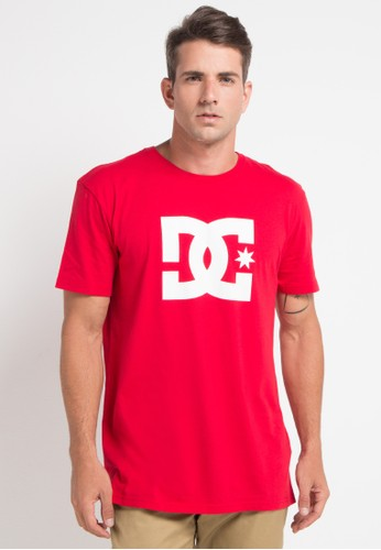 DC red Star Short Sleeve F3F1BAAC1E67F9GS_1