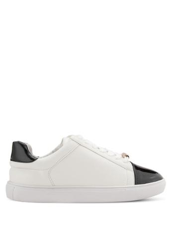 addicts anonymous black Reagan Toe Cap Trendy Sneakers AD479SH49MJMMY_1