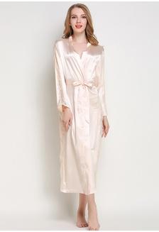 926f6297b3 SMROCCO Silk Long Sleeve Long Pants Pyjamas Set L7019-CAM RM 229.00 NOW RM  89.00 · Silk Luxurious Women Long Robes L8005 (Beige) FB080AAE3C9563GS 1