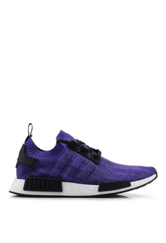 38e2f728dbe adidas purple adidas originals nmd r1 primeknit shoes C2E47SH2412BAAGS 1