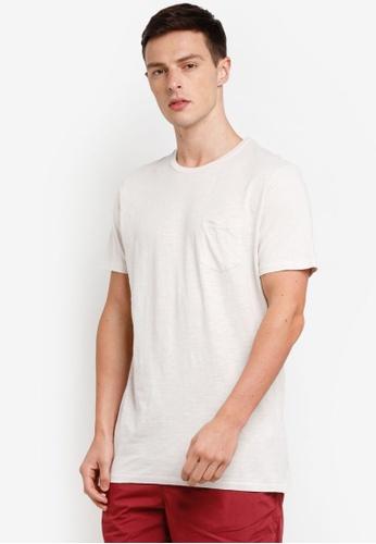 Cotton On 白色 短袖T恤 DB4D2AAD920898GS_1