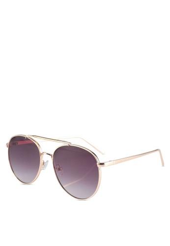 Call It Spring gold Qirari Sunglasses 9E42BGL52C5711GS_1