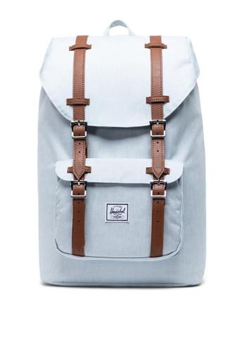 Herschel blue Little America Mid-Volume Backpack EEFC8AC564140EGS_1
