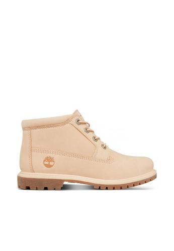Timberland pink Nellie Waterproof Chukka Boots 5D02ASH878CAAFGS_1