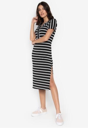faeb318f8bd36 Shop Chictees Stripe Dress Online on ZALORA Philippines