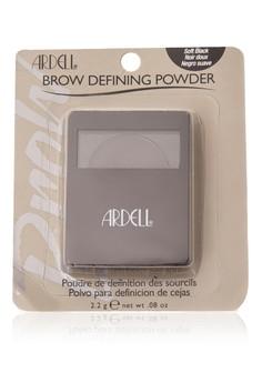 Ardell Brow Defining Powder Black