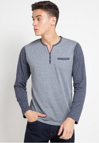 Cressida blue Cressida Nextlevel Hanley T-Shirt Pria A051 4CD32AA1D33478GS_1