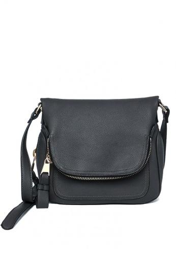 NOBASIC grey Casual Shoulder Bag NO183AC0IZE7PH_1