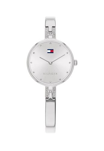 Tommy Hilfiger white Tommy Hilfiger White Women's Watch (1782137) 36003AC44AA2E8GS_1