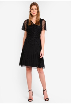 9d77f6d8d4 75% OFF Frock and Frill Embellished Dress S  311.90 NOW S  78.90 Sizes 6