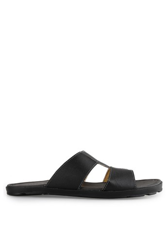 MARC & STUART Shoes black Sandal Nemo 1 MA456SH0UU5YID_1