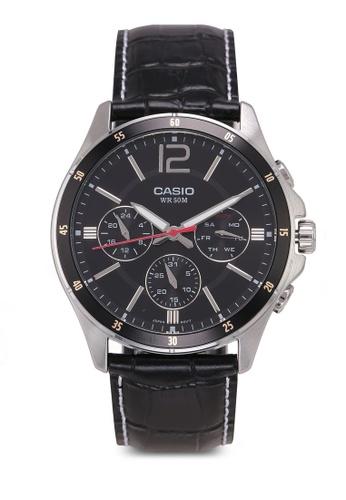 Casio silver Casio Watch MTP-1374L-1AVDF 62BADACFDC8A53GS_1