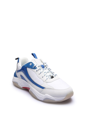 World Balance white and blue Star Wars R2-D2 x Imperial BK-Ladies Athleisure Shoes D6370SH4A59F81GS_1