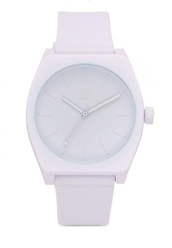 adidas white adidas originals Process SP1 Watch 2D675AC0254425GS_1