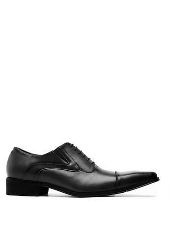 Twenty Eight Shoes Bourbon Leather Classic Oxford DS663 9A900SHF9A24E9GS_1