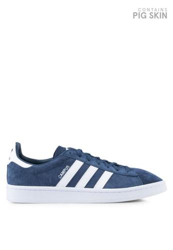 adidas blue adidas originals campus w AD372SH0SS3LMY_1