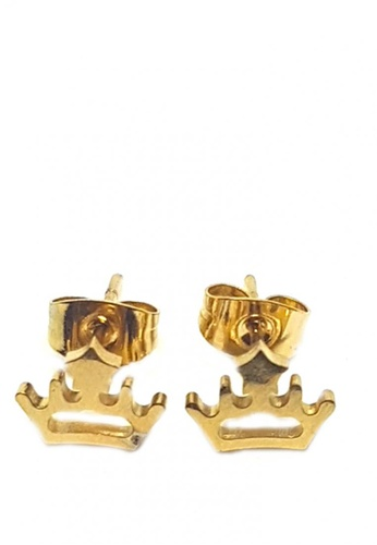 Jewelplace Gold Stainless Steel Earrings 9ca0aac0547113gs 1