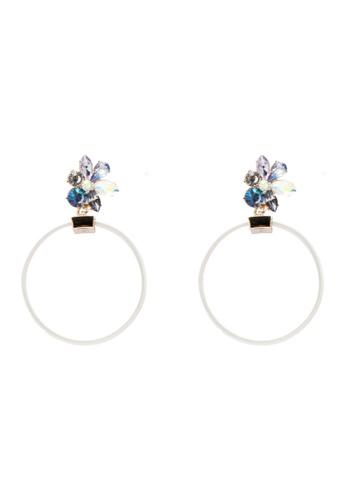 ALDO purple Fairytale Pierced Earring 1B97CACFEDDA58GS_1