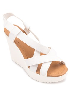 Almaville Wedge Sandals