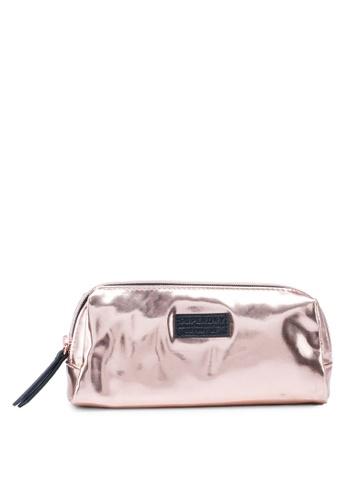 Superdry pink Pencil Case 6E8B2ACDB75B1CGS_1