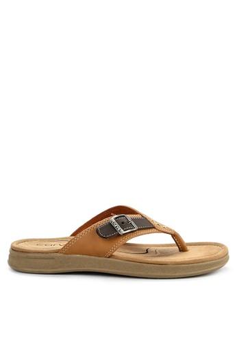 CARVIL brown Sandal Casual Men Hummer-01M C4932SHB8A658CGS_1