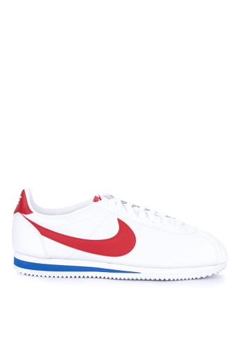 Nike white Classic Cortez Leather Shoes BBB12SH6A337C9GS_1