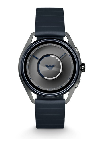 ARMANI blue Matteo Touchscreen Smartwatch ART5008 996F2AC0F1A833GS_1