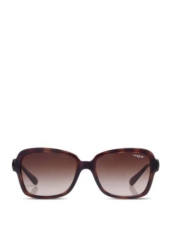 Vogue Timeless VO2942SB Sunglasses VO842GL63AZWSG_1