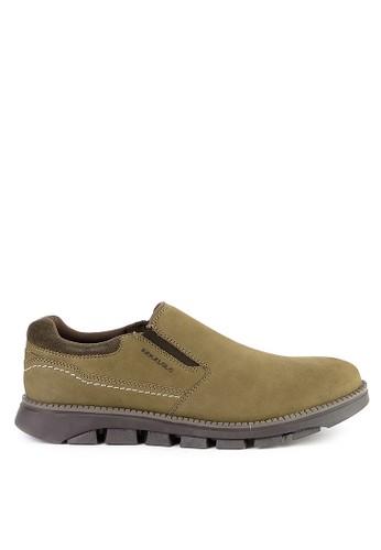 Pakalolo Boots multi Casual Slip On 88E44SHC801E7AGS_1