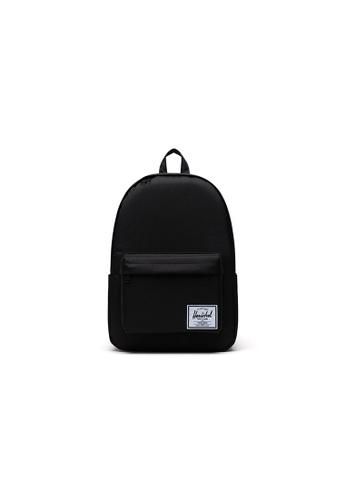 Herschel black Herschel Classic XL - Black Backpack 4C83EACB655B8CGS_1