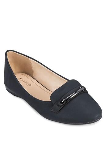 飾帶樂福鞋,esprit 眼鏡 女鞋, 芭蕾平底鞋