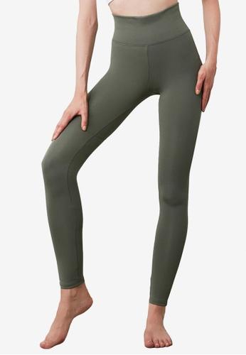 Trendyol green Push-up Sports Leggings 34102AAD08B1AAGS_1