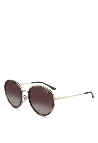 Vogue brown In Vogue VO4065SD Sunglasses 7557FGL963C79BGS_1