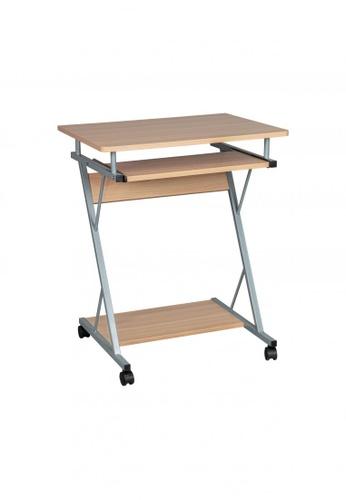 San-Yang Furniture brown Computer Table 17ED5HL7559A34GS_1