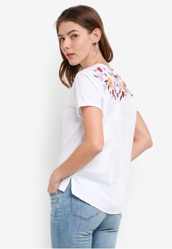 OVS white Women's T-Shirt 2D660AA60C35F2GS_1
