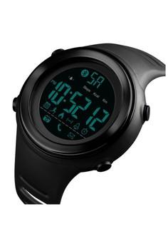 33% OFF Skmei Jam Tangan Olahraga Smartwatch Bluetooth Waterproof 50m Strap Tali Material PU 1396 ORIGINAL Rp 783.000 SEKARANG Rp 522.000 Ukuran One Size