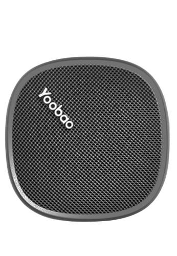 Latest Gadget black Yoobao M1 Portable Bluetooth Speaker – Black 959B3AC81909E9GS_1