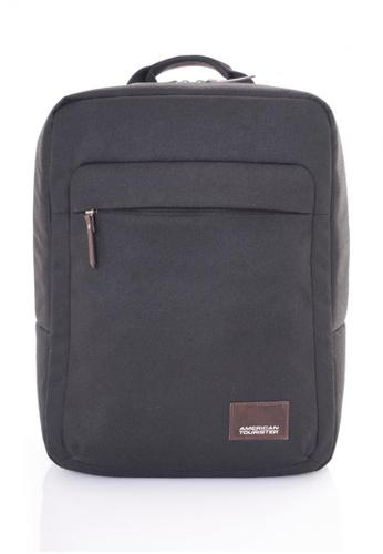 American Tourister black American Tourister Hatton Laptop Backpack AM536AC22AMFSG_1