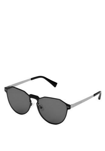 Hawkers silver HAWKERS Gun Metal WARWICK METAL Sunglasses 44528GL85DFC52GS_1