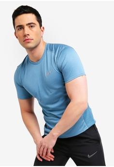d4adde72324c Nike blue As Men s Nike Miller Short Sleeves Nfs Top 731DEAA639348DGS 1