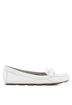 c6fff83cd010 ALDO white Asaliwet Moccasins 2EE9FSHBE31740GS 1 13% OFF ALDO Asaliwet  Moccasins RM 399.00 NOW RM 348.90 Sizes 9