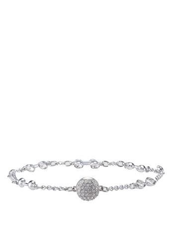 SWAROVSKI silver Swarovski Remix Collection Stone Bracelet 35B8DAC3D02399GS_1