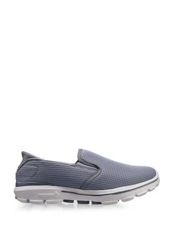 UniqTee grey Lightweight Slip-On Sport Sneakers FFB2BSHE8CBB22GS_1